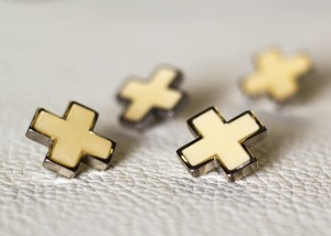 Verzierung Kreuz